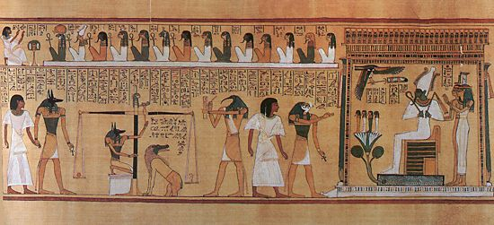 an introduction to the art of ancient egypt Passing through the underworld: egyptian art from  of egyptian art this exhibition presents an introduction to  the ancient egyptians used in.