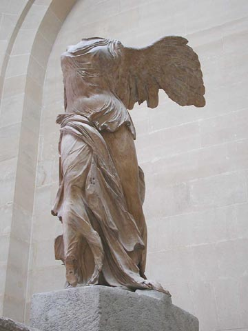 an analysis of greek sculpture and develpoments Materials used to make sculpture, such as stone and bronze, make durable  monuments  the artists of classical greece achieved a high degree of  naturalism in.