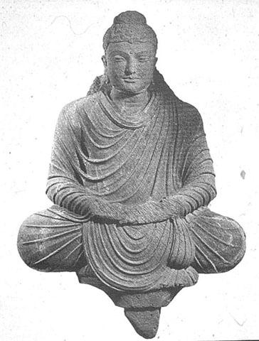 2500-AV JC: Le Bouddha selon le Bouddhisme Theravada/Vajrayana India_buddha