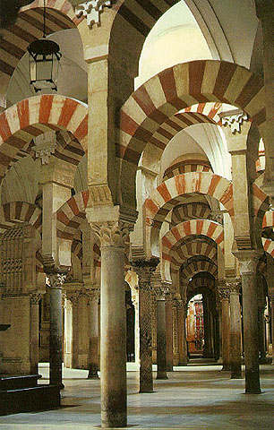 an analysis of architecture in the great mosque of cordoba Geometry, construction and structural analysis of the crossed-arch vault of the chapel of villaviciosa, in the mosque of córdoba.