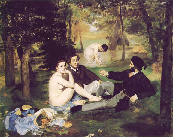 Manet, French Realism