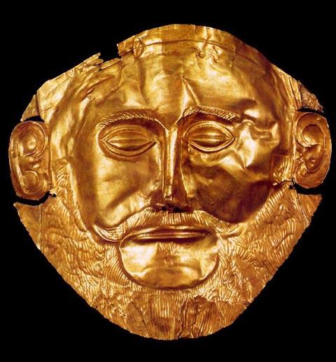 Mademoiselle pogany iii brancusi mask of agamemnon 1500 bc marylin