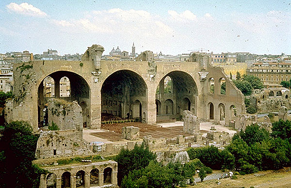 art and architecture in ancient rome - photo#13